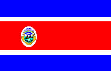Costa Rica - national flag