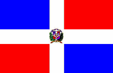 Dominican Republic - national flag