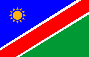 Namibia (National Flag)