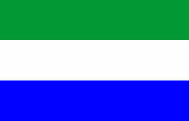 Sierra Leone - national flag