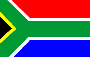 South Africa - national flag
