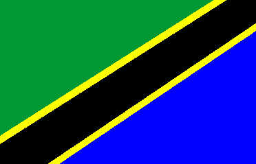 Tanzania - national flag