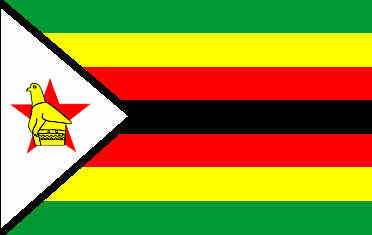 Zimbabwe - national flag