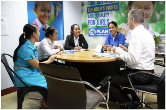 Children Education in Cambodia