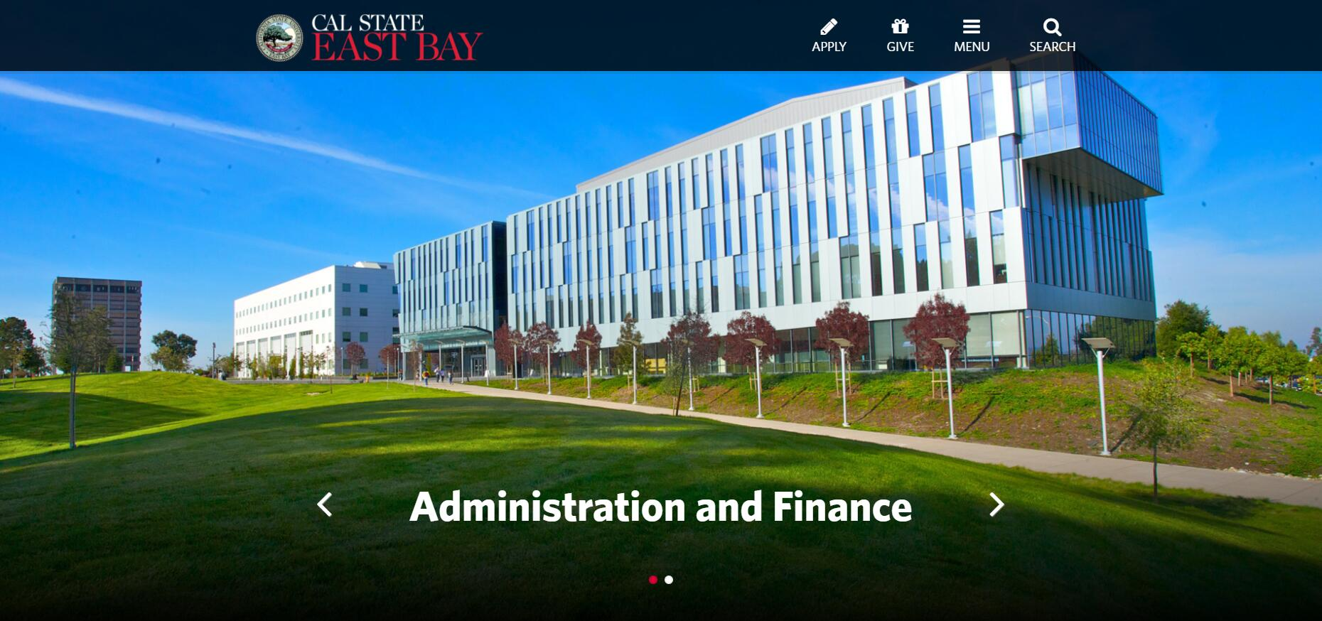 CSUEB Administration and Finance