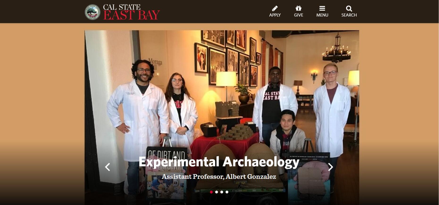 CSUEB Anthropology, Geography & Environmental Studies