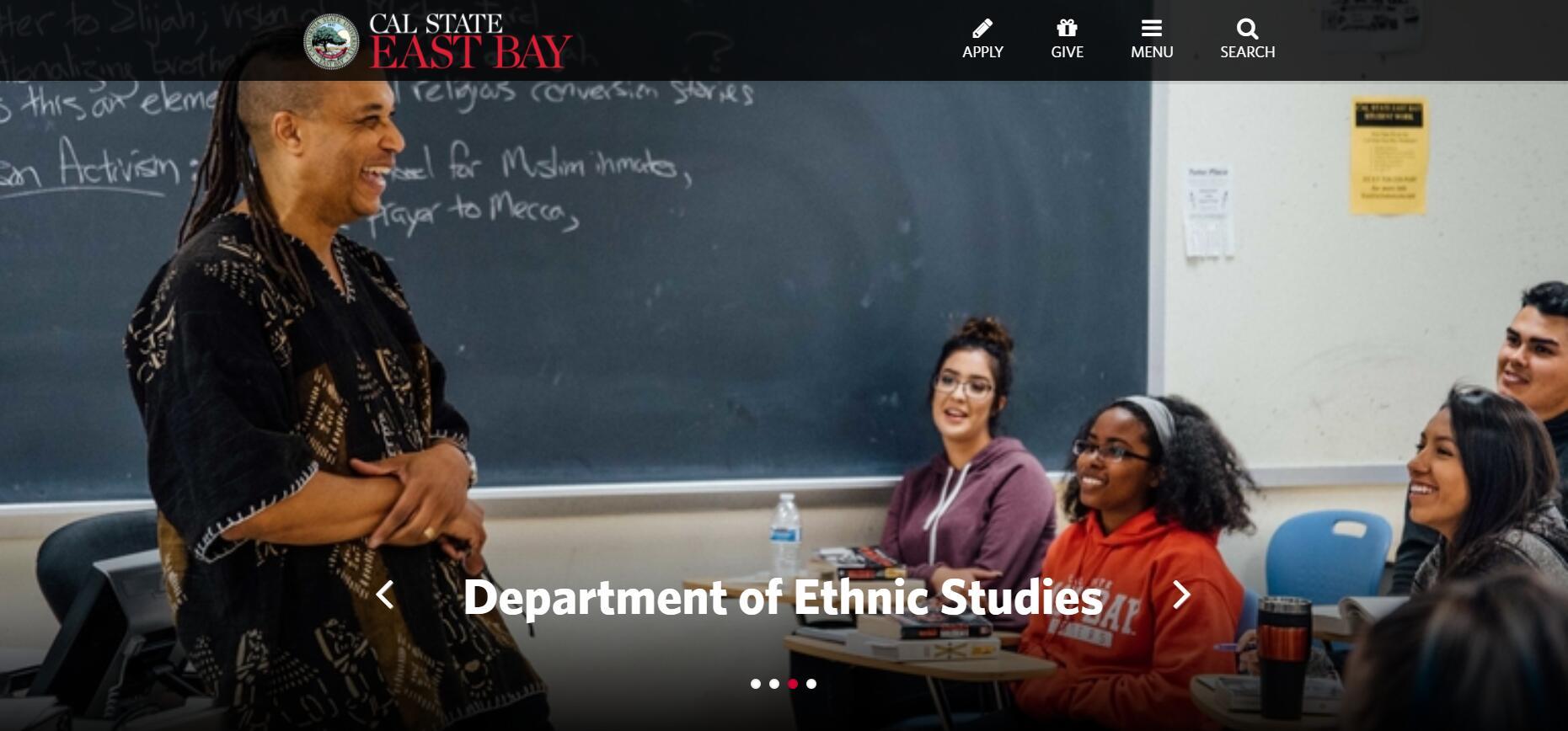 CSUEB Department of Ethnic Studies