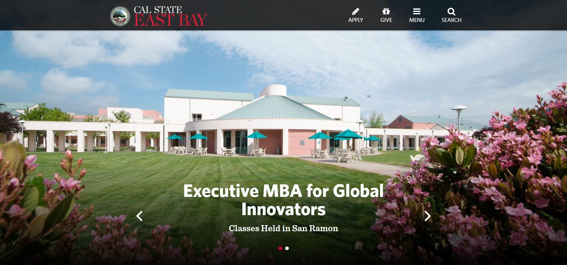 CSUEB Executive MBA for Global Innovators