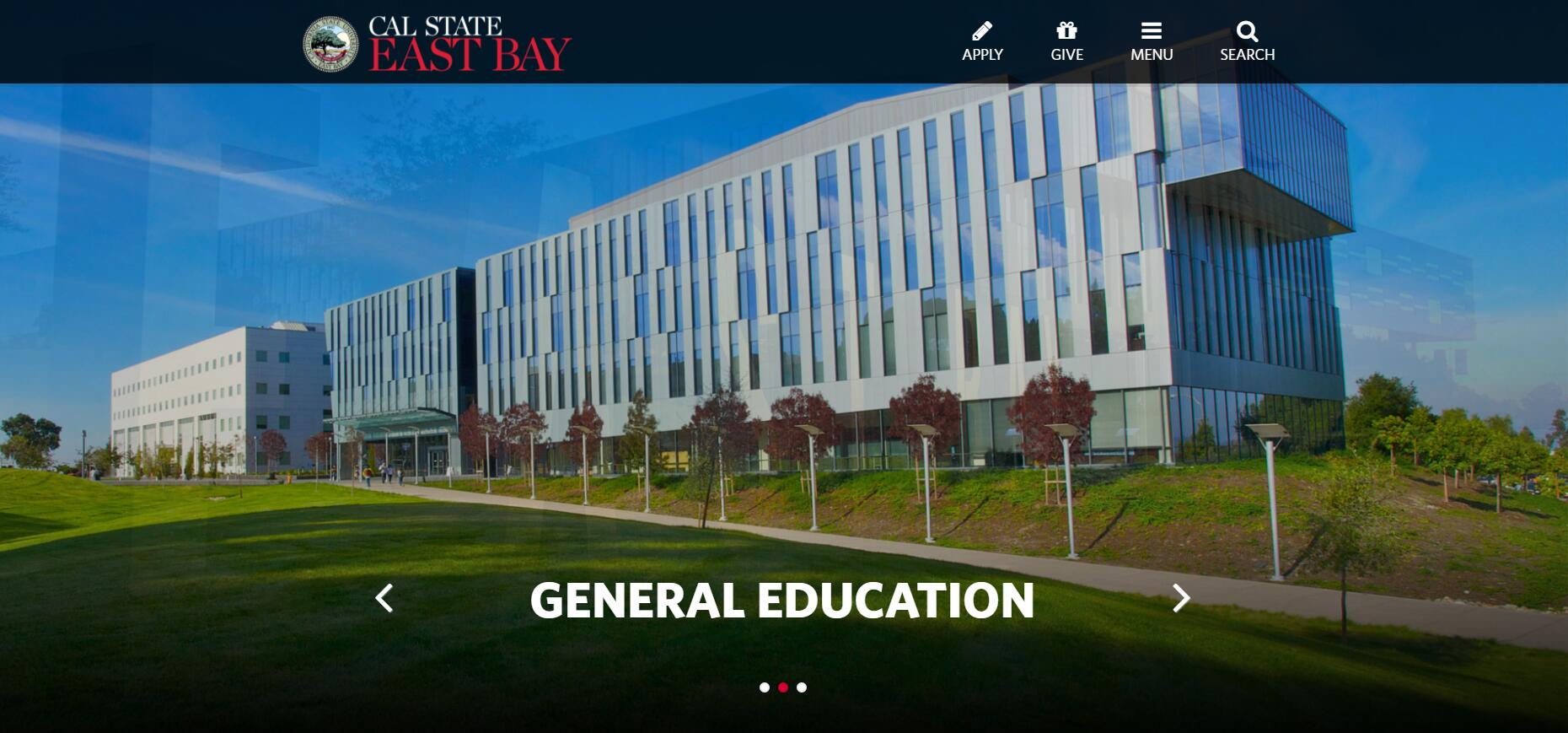 General Education - California State University, East Bay
