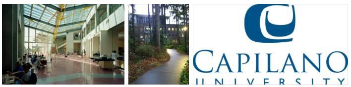Capilano University Student Review 3