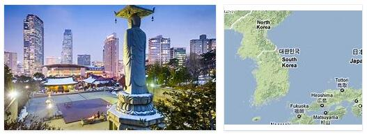 South Korea Country Overview